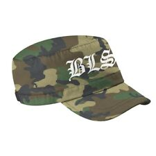 Black Label Society - Logo  Army cap Green   NEW # OFFICIAL