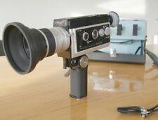 RICOH super-8-800Z-cinepresa pari al nuovo con due pellicole nuove e borsa