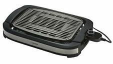 Zojirushi EB-DLC10 Indoor Electric Grill, Stainless Black