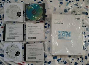 IBM AIX 5L V5.3 (2005) Operating System & Manuals - Expansion Browser Toolbox