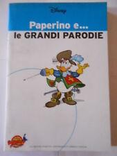PAPERINO E... LE GRANDI PARODIE-GLI EROI DEL FUMETTO -TV SORRISI e PANORAMA 2004