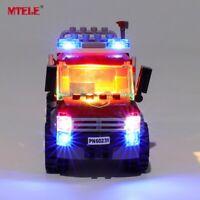 LED Light Up Kit For City Series Fire Chief Response Truck LEGO 60231 Lighting