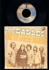 The Eagles - One of These Nights - Visions - 7 Inch Vinyl Single - HOLLAND