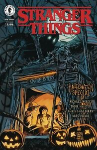 Stranger Things Halloween Special One-Shot NM- 1st Print Dark Horse Comics