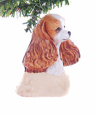 Golden Cocker Spaniel Personalized Ornament with Your Choice of Name   (D304)