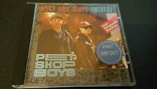PET SHOP BOYS WEST END GIRLS 7 TRACKS MONTREAL MIXES FREE POSTAGE
