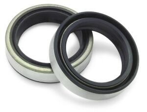 BikeMaster Fork Seals for Street 33 x 45 x 10.5, O.E., Sold as Pair