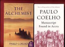Paulo Coelho Books Ebay