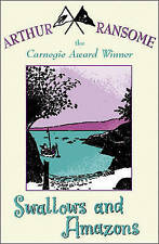 Swallows and Amazons Arthur Ransome 0099427338