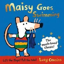 Maisy Goes Swimming by Lucy Cousins (Hardback, 2017)