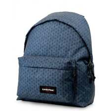 EASTPAK Padded Pak'R Backpack - Stitch Cross/Navy Schoolbag EK620-37T