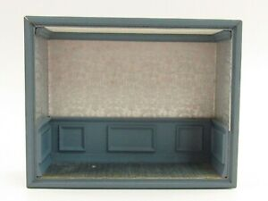 Handmade Empty Room Box / Diorama Display Box E600