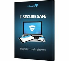 F-SECURE SAFE Internet Security Anti Virus for iPhone Android Mac iPad Windows