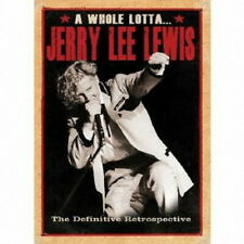 JERRY LEE LEWIS-A WHOLE LOTTA JERRY LEE LEWIS THE...-IMPORT 4 DIGIPAK CD R38