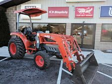 2007 KIOTI DK35SE COMPACT TRACTOR HYDROSTATIC 35 HP REAR REMOTE 678 HOURS CLEAN!