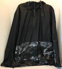 Puma Men's Storm Windbreaker Jacket Black 573025 01 NWT $120 SZ M