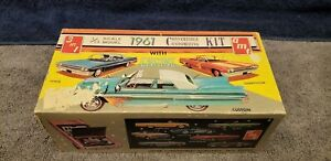 Vintage Original Issue AMT 1961 Thunderbird Convertible 3 in 1 Kit  Assembled