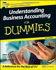 Understanding Business Accounting For Dummies-Colin Barrow, John A. Tracy