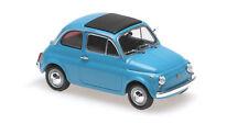 Fiat 500 L Blue 1965 MINICHAMPS 1:43 940121601