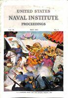 US Naval Institute Proceedings, May 1953