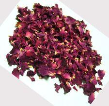 Sun Dried Rose Petal 100 GM Gulab Patta  Edible/Fragrant/Pink Coloured Petals