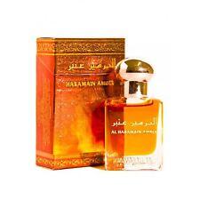 Amber Attar Perfume 15ml de aceite roll on especias artimesia Sándalo ITR Al Haramain