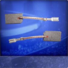 Spazzole Carbonio Motore Carbone penne per Metabo STE 100 Plus, STEB 105 Plus