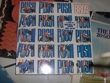 LP BROS PUSH 1988 CBS MINT + INNER SLEEVE