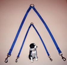 Koppelhundeleine Leash Extension Line for 2 Dog Coupler Leash