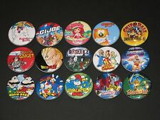 80's Cartoons Buttons/ Pins 15
