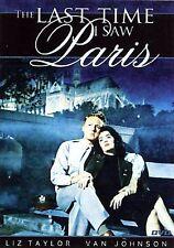 The Last Time I Saw Paris (DVD) starring Elizabeth Taylor & Van Johnson