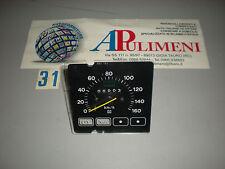 7507990 CONTACHILOMETRI (SPEEDOMETER) STRUMENTO CRUSCOTTO FIAT 127 PANORAMA