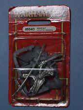 GW vintage OOP Wood Elf FEMALE Mtd General in pack - Warhammer metal 8504D WHFB