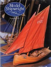 Model Shipwright No 121  (Conway 2003 1st)