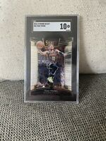 Trae Young 2018-19 Select Rookie RC SGC 10 Gem Mint 🔥🔥🔥