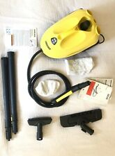 Karcher SC2 Easyfix Steam Cleaner + filters YELLOW 1500w