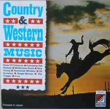 Country & Western Music - Mel McBrown, Nashville Voices, Dolly Merle u.a. - CD