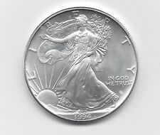 1994 - 1 oz American Silver Eagle Coin - One Troy oz .999 Bullion