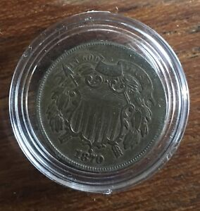 1870 TWO-CENTS*** Free*** s/h