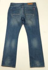 Feraud 100% cotton straight leg jeans W36L L34