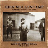 John Mellencamp - Performs Trouble No More Live At Town Hall [CD]