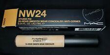 Mac Cosmetics Nw24 Studio Fix 24Hr Smooth Wear Concealer ~ New In Box!