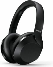 Philips Noise Cancelling Headphones Wireless Bluetooth Over The Ear Headphones
