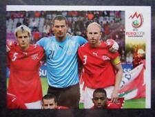 PANINI EURO 2008 - équipe PHOTO (PUZZLE 2) HELVETIA #48