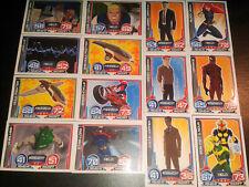 Hero Attax 2014  14 Sammelkarten Trading Cards Topps Marvel V7