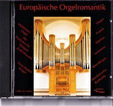 CD Europäische Orgelromantik, Mühleisen-Orgel