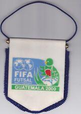 Official Pennant GUATEMALA 2000 FIFA World Cup Championship Futsal Football