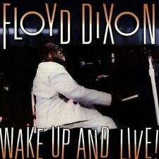 Dixon,Floyd: Wake Up & Live Audio Cd