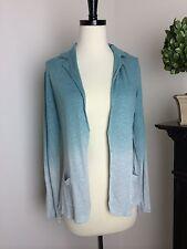 Majestic Filatures Paris Linen/Silk Open Front Jacket 4 (XL)