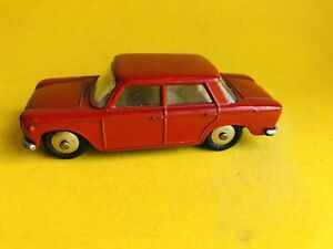 Mercury No 9 Fiat 1500 made In Italy.                       Dinky Solido